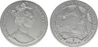 1 Crown 1994 GIBRALTAR Republik seit 1991. Polierte Platte  25,00 EUR  zzgl. 4,50 EUR Versand