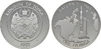 Pa'anga 1969 TONGA Tupou IV, 1965-2006. Polierte Platte  24,00 EUR  zzgl. 4,50 EUR Versand
