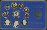 Kursmünzensatz 2000 J BUNDESREPUBLIK DEUTSCHLAND  Polierte Platte  15,00 EUR  zzgl. 4,50 EUR Versand