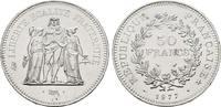 50 Francs 1977 FRANKREICH 5. Republik, seit 1958. Stempelglanz  21,00 EUR  zzgl. 4,50 EUR Versand