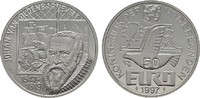 50 Euro 1997 NIEDERLANDE Beatrix, 1980-2013. Polierte Platte  40,00 EUR  zzgl. 4,50 EUR Versand