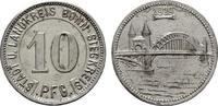 10 Pfennig 1919 RHEINPROVINZ  Vorzüglich +  6,00 EUR  zzgl. 4,50 EUR Versand