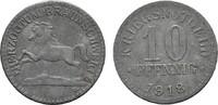 10 Pfennig 1918 BRAUNSCHWEIG  Fast vorzüglich  5,00 EUR  zzgl. 4,50 EUR Versand