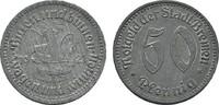 50 Pfennig 1921. BREMEN  Vorzüglich.  5,00 EUR  zzgl. 4,50 EUR Versand