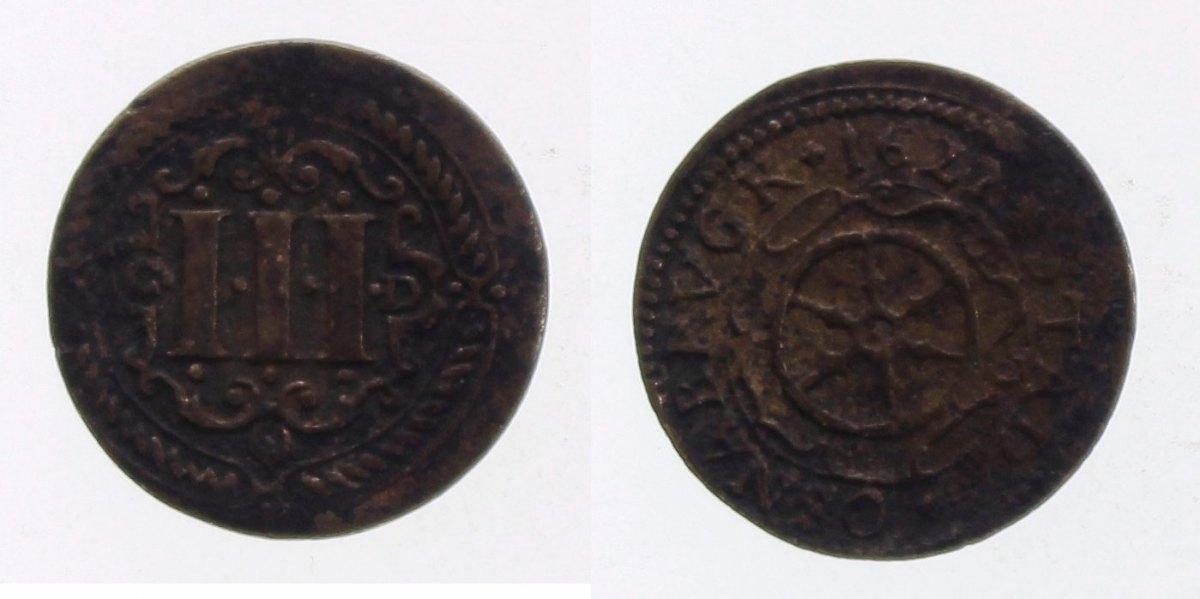 Osnabrück, Std 3 Pfennig 1622
