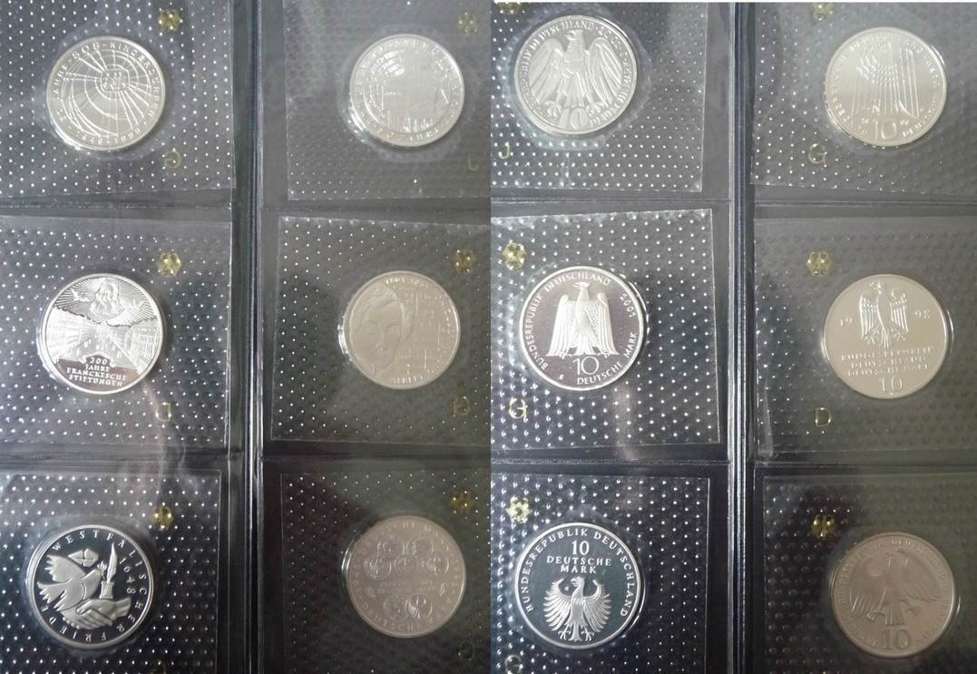 ... 1997 mit 10-Mark-Münze (10 DM) Philipp Melanchton ! 10 DM BRD probleme retrait bet365 planeten gewinnen 365 wonodds Münzen