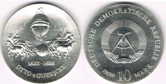 10 Mark Probe 1977 Deutsche Demokratische ...