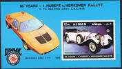 Adschman  Adschman, Michel-Nr. 621, Block 215, Automobile, Postfrisch