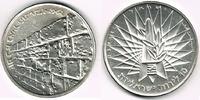 Israel 10 Lirot Israel, 10 Lirot Silber Siegesgedenken - Motiv Klagemauer,