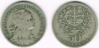 50 Centavos 1938 Portugal Portugal, escudo coin 1938 Liberty head, like... 39,00 EUR  plus 9,00 EUR verzending