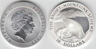 10 Dollar 1999 Australien Australien 1999, 10 Dollars, Snowy Mountains ... 24,00 EUR  zzgl. 5,00 EUR Versand