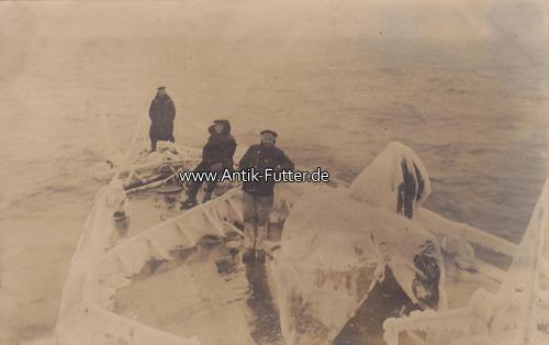 Fotokarte/torpedoboot 6 Deutsches Reich O J