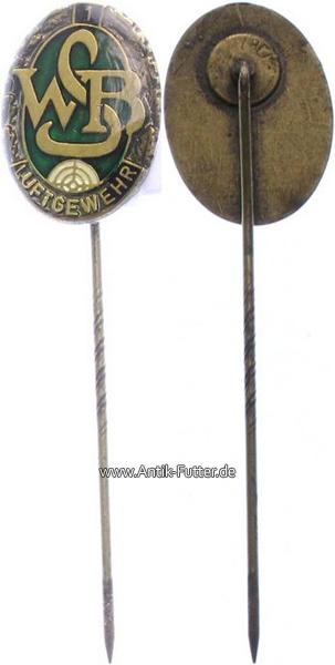 Abzeichen/siegernadel / Wsb Luftgewehr Bundesrepublik O J