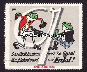 Reklamemarke/erdal Deutsches Reich O J