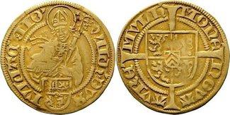Goldgulden 1489 Germany JULLICH - KLEVE - ...