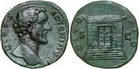 Æ SESTERTIUS 161 AD Imperial DIVUS ANTONINUS PIUS, Rome/ALTAR   480,00 EUR envoi gratuit