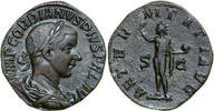 Æ Sestertius 240 - 243 AD Imperial GORDIANUS III, Rome/AETERNITAS vz-  290,00 EUR  + 12,00 EUR frais d'envoi