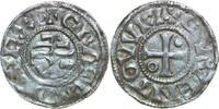 AR Denier 840 - 877 n. Chr. Carolingian CHARLES II THE BALD, Quentovic/... 280,00 EUR  + 12,00 EUR frais d'envoi