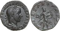 Æ Sestertius 240 - 243 AD Imperial GORDIANUS III, Rome/MARS vz  300,00 EUR envoi gratuit