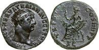 Æ Dupondius 101 - 102 AD Imperial TRAJANUS, Rome/ABUNDANTIA vz  390,00 EUR envoi gratuit