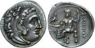 AR Drachm 323 - 319 BC v. Chr. Greece PHILIPPOS III, Sardeis/ZEUS vz  310,00 EUR envoi gratuit