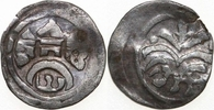 1205 - 1235 AD Hungary ANDRÁS II, AR Obolus/PANTER vz-  180,00 EUR  + 12,00 EUR frais d'envoi