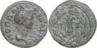 65 AD Imperial POPPAEA, Æ-25, Perinthos/WREATH ss  500,00 EUR envoi gratuit