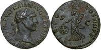 Æ As 101 - 102 AD Imperial TRAJANUS, Rome/VICTORY vz-  150,00 EUR  + 12,00 EUR frais d'envoi