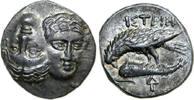 AR Drachm 400 - 350 BC v. Chr. Greece THRACE - ISTROS/EAGLE & DOLPHIN vz  340,00 EUR envoi gratuit