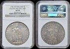 3 Gulden 1786 Gelderland GELDERLAND 1786 NGC AU 58 AU 58  490,00 EUR envoi gratuit