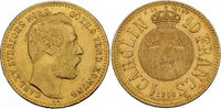 10 Francs 1868 Sweden SWEDEN, Carl XV 1868 GOLD   550,00 EUR envoi gratuit