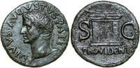 Æ Dupondius 27 BC Imperial AUGUSTUS, Rome/ALTAR   240,00 EUR  + 12,00 EUR frais d'envoi