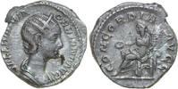 AR Denarius 225 - 227 AD Imperial ORBIANA, Rome/CONCORDIA   280,00 EUR  + 12,00 EUR frais d'envoi