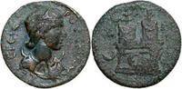 249 - 251 AD Provincial HERENNIA ETRUSCILLA, Æ-24, Rome/ALTARS ss-  350,00 EUR envoi gratuit