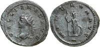 Antoninianus 264 - 265 AD Imperial GALLIENUS, B-, Antioch/MINERVA vz  250,00 EUR  + 12,00 EUR frais d'envoi