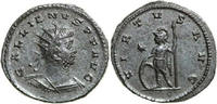Antoninianus 263 - 264 AD Imperial GALLIENUS, B-, Antioch/VIRTUS vz  140,00 EUR  + 12,00 EUR frais d'envoi
