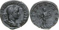 Æ Sestertius 240 - 243 AD Imperial GORDIANUS III, Rome/MARS vz-  220,00 EUR  + 12,00 EUR frais d'envoi