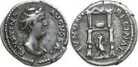 AR Denarius 138 - 140 n. Chr. Imperial FAUSTINA I, Rome/PEACOCK   250,00 EUR  + 12,00 EUR frais d'envoi