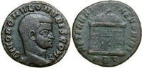 Æ Follis 309 AD Imperial DIVUS ROMULUS, Rome/EAGLE vz-  340,00 EUR envoi gratuit