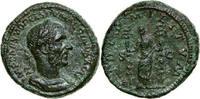 Æ As 217 - 218 AD Imperial MACRINUS, Rome/FIDES vz-  980,00 EUR envoi gratuit
