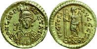 AV Solidus 462 - 466 AD Imperial LEO I, Constantinople/VICTORY vz  820,00 EUR envoi gratuit