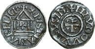 AR Denier 814 - 840 n. Chr. Carolingian LOUIS I, THE PIOUS, Dorestad/TE... 220,00 EUR  + 12,00 EUR frais d'envoi