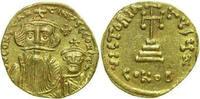 AV SOLIDUS 654 - 659 AD Byzantine CONSTANS II, Constantinople/CROSS   490,00 EUR envoi gratuit
