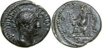 125 - 128 AD Imperial HADRIANUS, Æ-Aquadrans, Rome/ROMA   190,00 EUR  + 12,00 EUR frais d'envoi