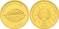 """20 Euro 2011 J Deutschland Serie """"Deutscher Wald"""" - Buche pp.  280,00 EUR  zzgl. 9,90 EUR Versand"""