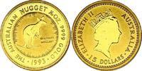 Australien 15 Dollar &quot:  Kangaroo / Känguru&quot: