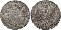 Deutschland - Frankfurt Doppeltaler 1841 ss-vz  280,00 EUR inkl. gesetzl. MwSt.,  zzgl. 9,90 EUR Versand