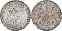 Deutschland - Frankfurt 2 Vereinstaler 1861 f.vz  140,00 EUR inkl. gesetzl. MwSt.,  zzgl. 9,90 EUR Versand