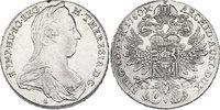 RDR Taler 1780 B SK-PD f.vz/vz, R Maria Theresia (1740 - 1780) 540,00 EUR inkl. gesetzl. MwSt.,  zzgl. 9,90 EUR Versand