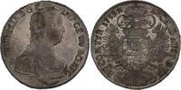 RDR Taler 1752 Hall f.vz/vz Maria Theresia (1740 - 1780) 430,00 EUR inkl. gesetzl. MwSt.,  zzgl. 9,90 EUR Versand
